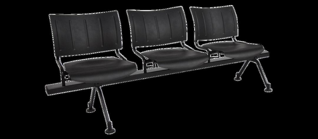 KORA GANG- Polypropylene - 3 seater