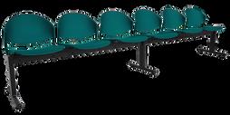 DELFI GANG- polypropelene - 6 seater