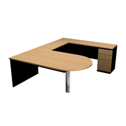 U- SHAPE- EXECUTIVE TABLE