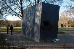 Memorail for Gay victims of Nazism