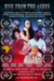 Rise Poster 2018 Laurels and Nominations
