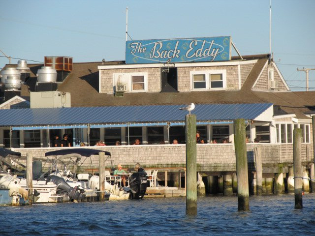 The Back Eddy Restaurant