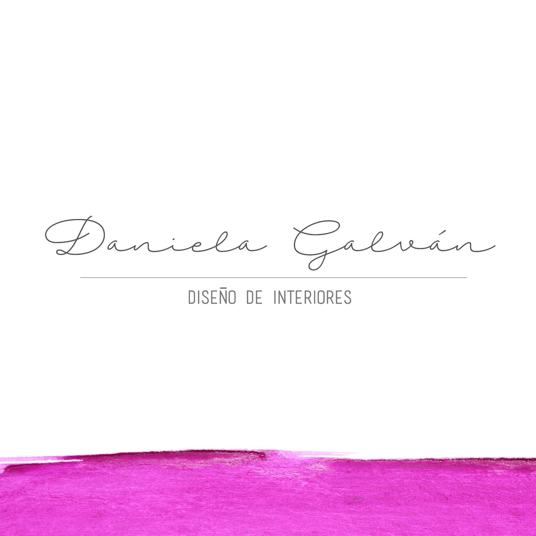 Diseño de logotipo Daniela Galvan