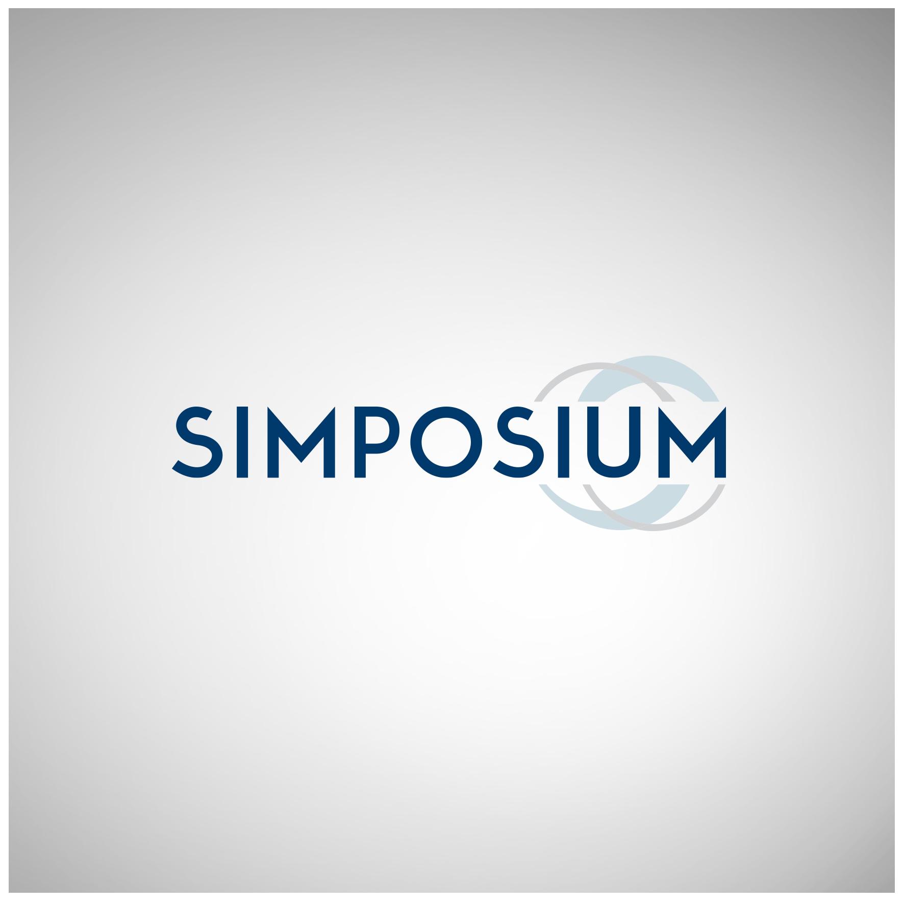 Diseño de logotipo simposium