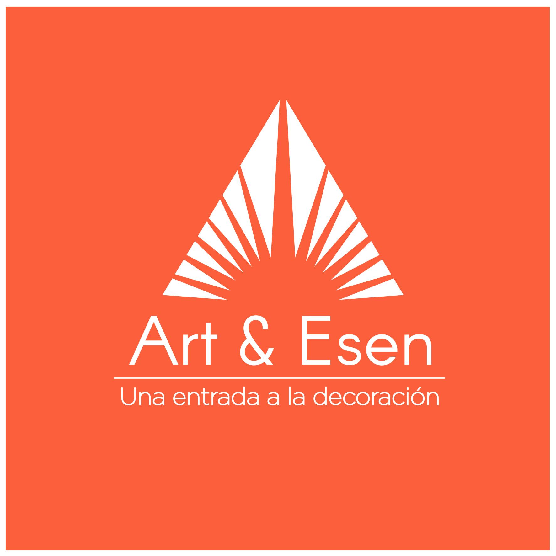 Diseño de logotipo artyEsen