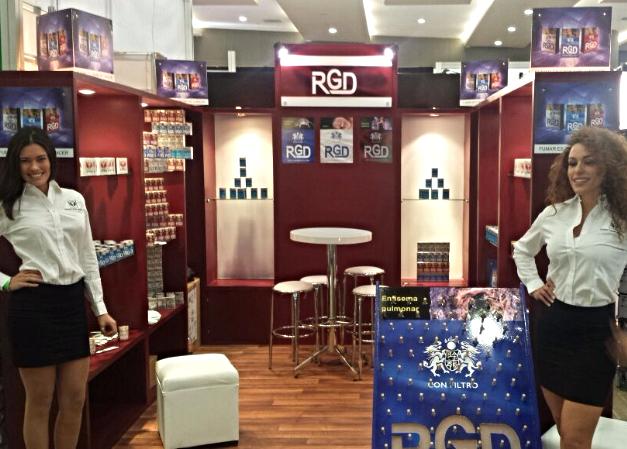 RGD - EXPO MONTERREY  - edecanes
