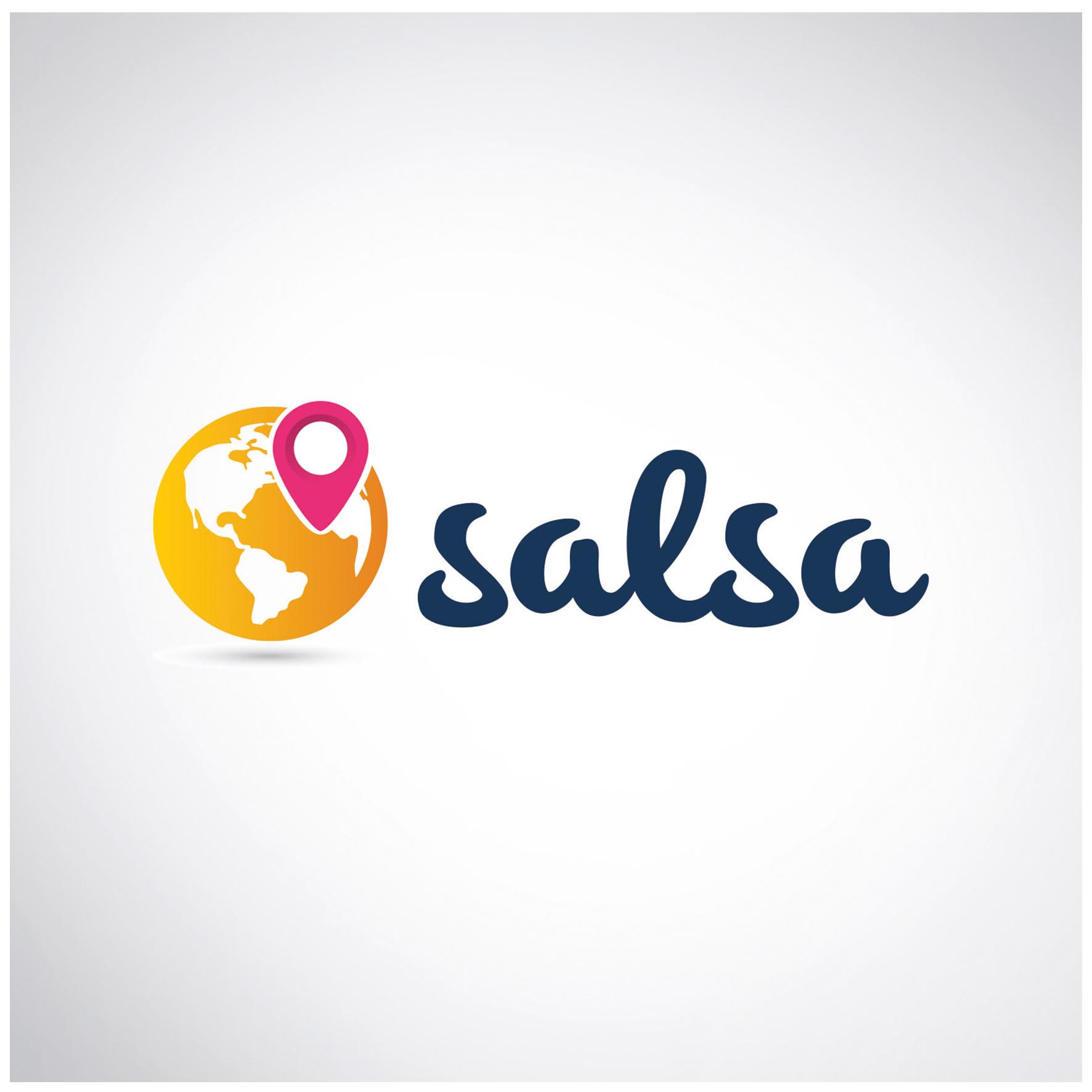 Diseño de logotipo Salsa