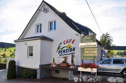 Pension am Rennsteig