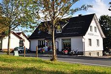 Cafe & Pension am Rennsteig Siegmundsburg Hutschenreuther Thüringer Wald Wanderung