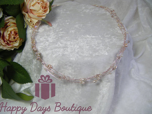 Beaded Circlet -choose your colours!