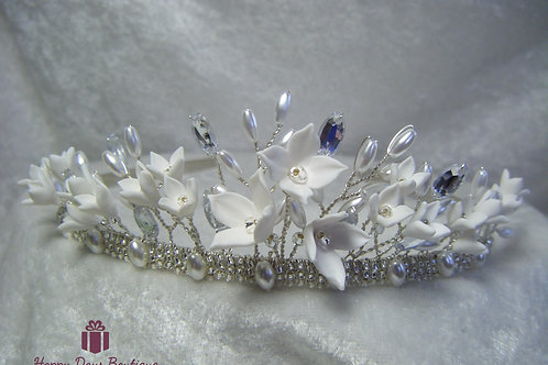 Bridal Tiara Lilly