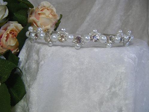 Sparkle & Pearl Headband
