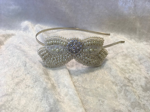Bow Side Headband