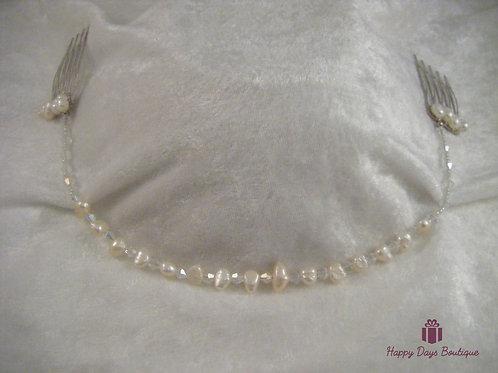 Hair Drape Hair Jewellery Freshwater Pearl