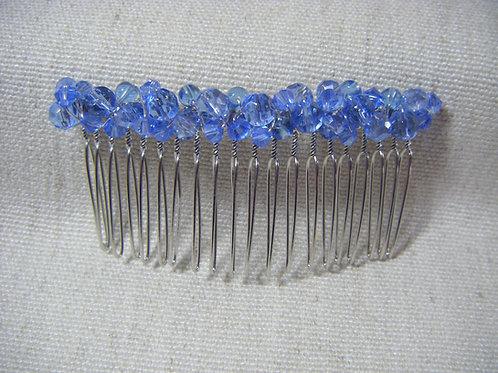 Hair Comb - Pale Blue