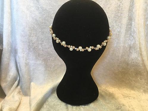 Pearl Hair Drape or Jewellery