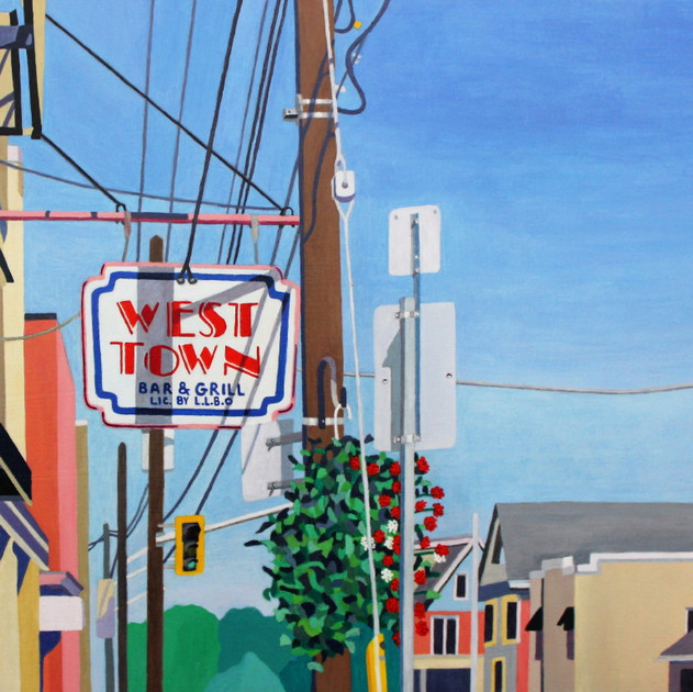 Honourable Mention - West Town on Locke by Jody Kitto