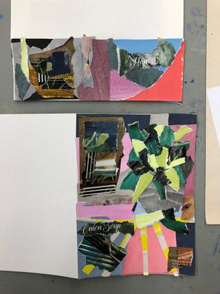 Oakville Art society - student's work.jp