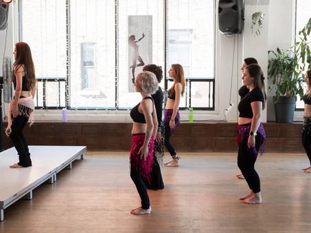 Les bénéfices de pratiquer la danse orientale
