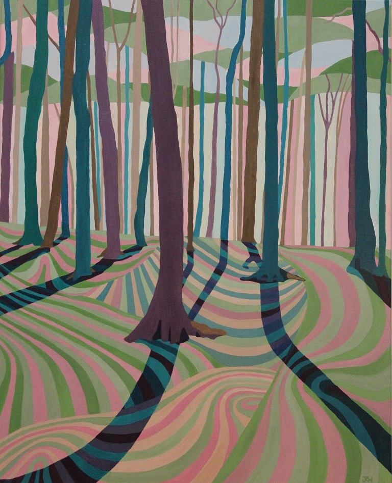3rd-Peace In The Woods, Dundas Valley, A