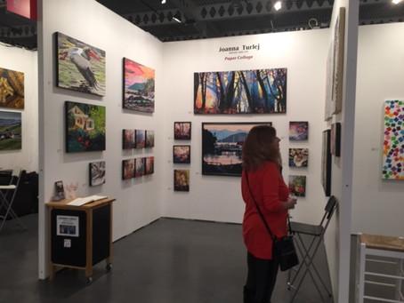 The Artist Project – February 18, 2016International Contemporary Art Fair, Toronto, ON