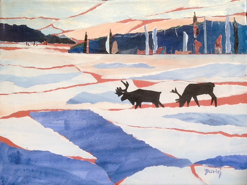 Caribou Country #2