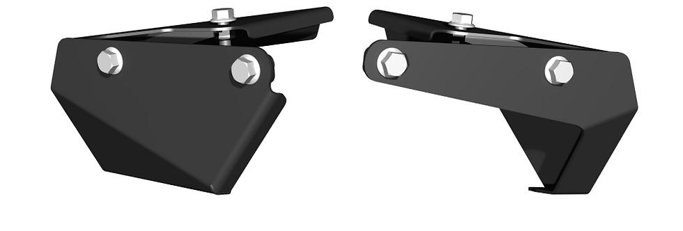 Side Panel Protector - Black