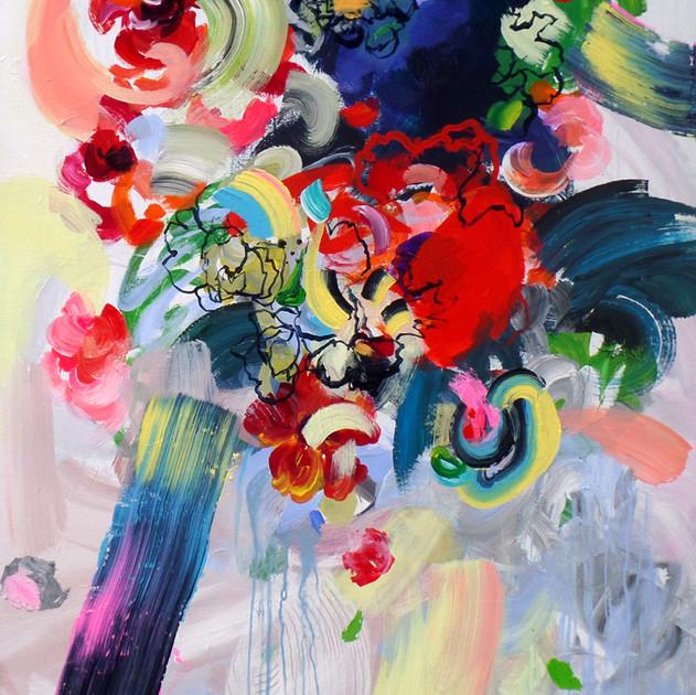 Second Prize – Melange - Elizabeth Elkin