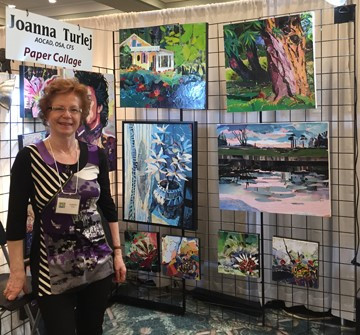 Arts on the Credit Show, Waterside Inn, 15 Stavebank Rd. S. Port Credit (Mississauga), ON