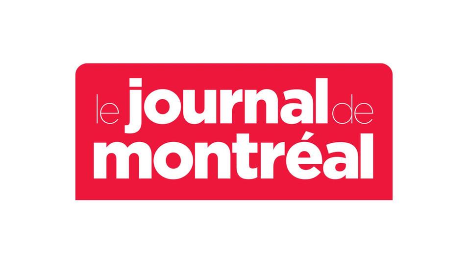 SECTION DANS LE JOURNAL DE MONTRÉAL