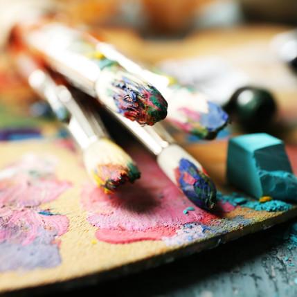Cours de peinture avec Sylvie Ratelle