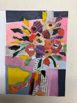 Oakville Art society-student's work exam