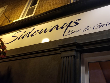Sideways is designated as a Trent-Severn Trail Town Friendly Business!
