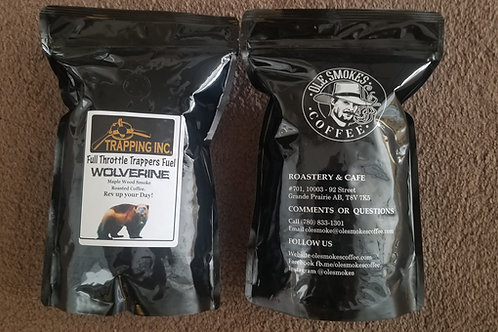 Wolverine Trappers Coffee
