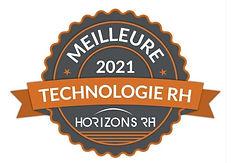 Coup de Coeur technologie RH 2021 Horizons RH