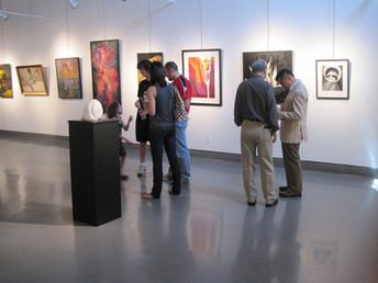 CFS Art Exhibition Todmorden Mills May 2