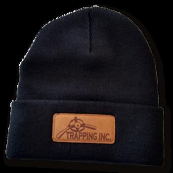 Trapping Inc. Black Toque
