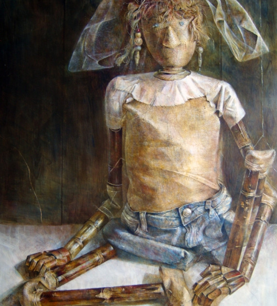 Honourable Mention - Inge Tajik - The Girl Puppet - Inge Tajik