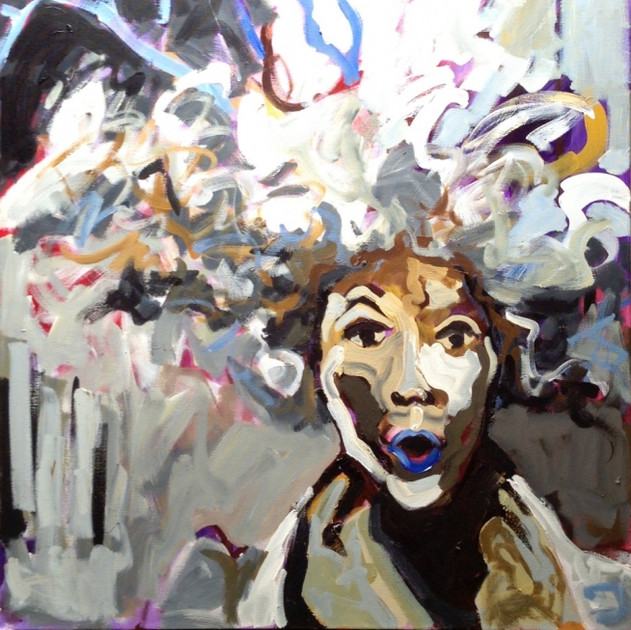 1st Prize - Susan Dain - The Clown