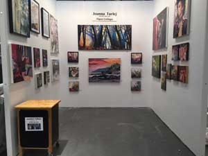 The Artist Project 2017, International Contemporary Art Fair, Toronto, ON Feb. 23-26