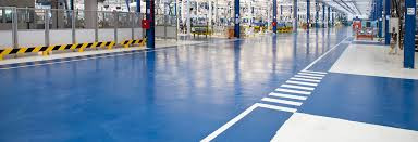 Penta offers Seamless Flooring and Wall Coverings