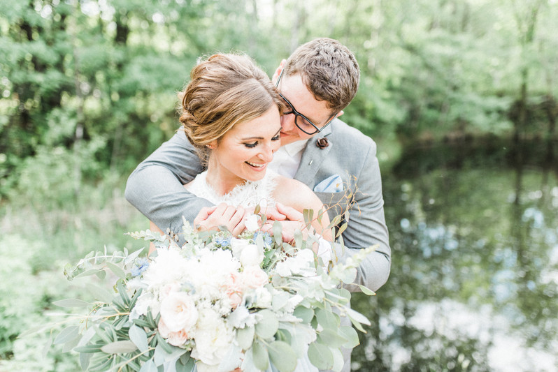 SOMETHING BLUE | STYLED SHOOT