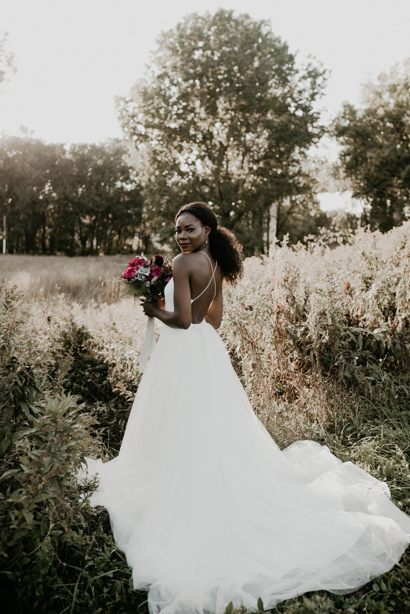 FALL BRIDE | STYLED SHOOT