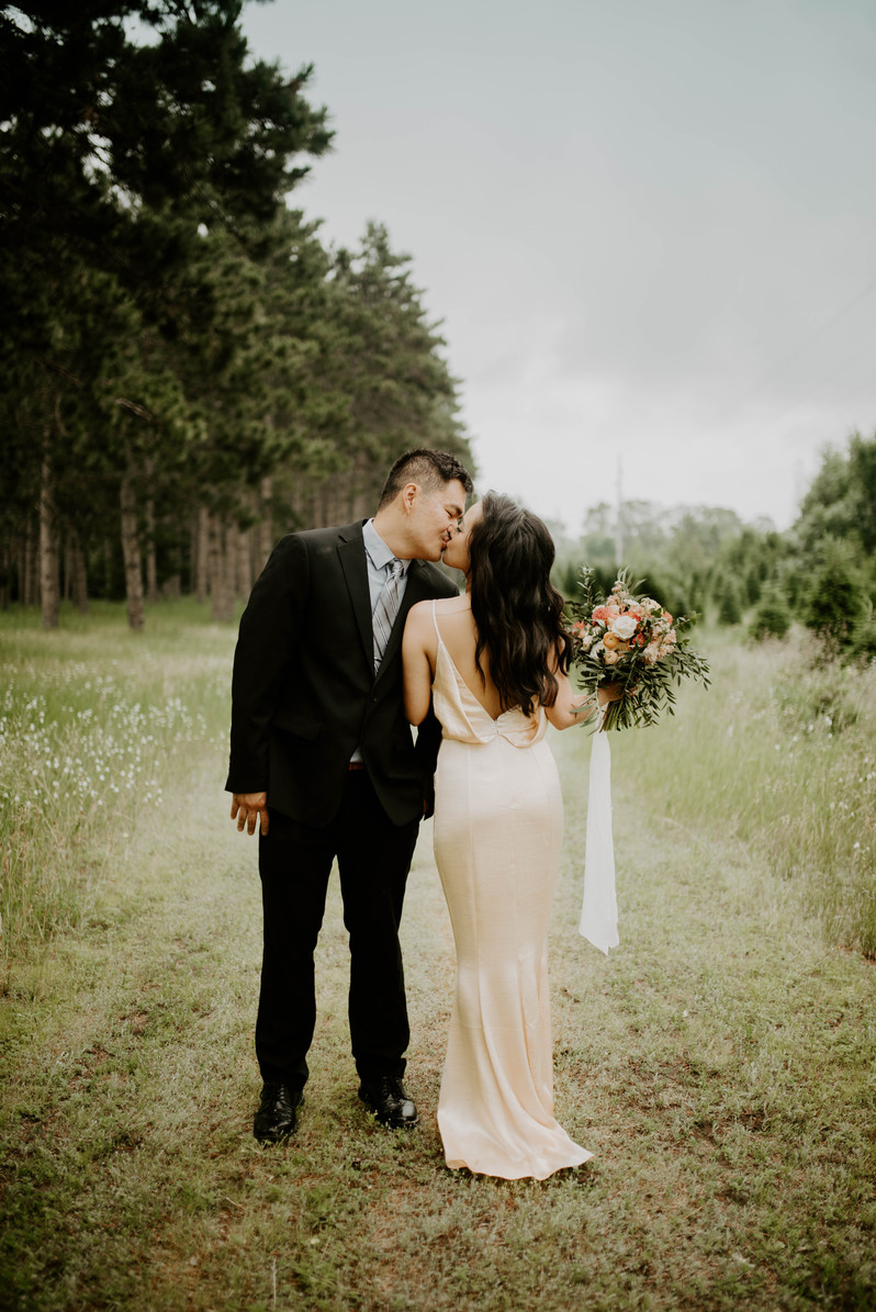 NANCY + JERRY | Hansen Tree Farm