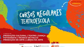 Modelo de ensino em Salvador, Teatroescola lança plataforma Virtual e seleciona novos alunos