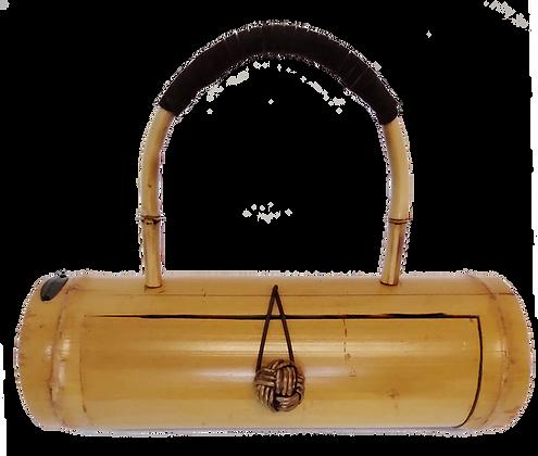 Bolsa Alex Cerello Tiburtina Fabricada Em Bambú