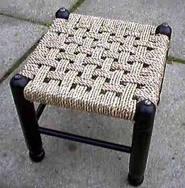 Rattan Cane, Rush and Seagrass Seat Weav