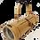 Thumbnail: Bolsa Alex Cerello Tiburtina Fabricada Em Bambú