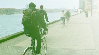 Promoting Biking