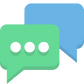 png-transparent-blue-and-green-chat-box-